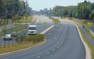 Stringfellow Road (Route 645); VDOT; Fairfax County, Virginia