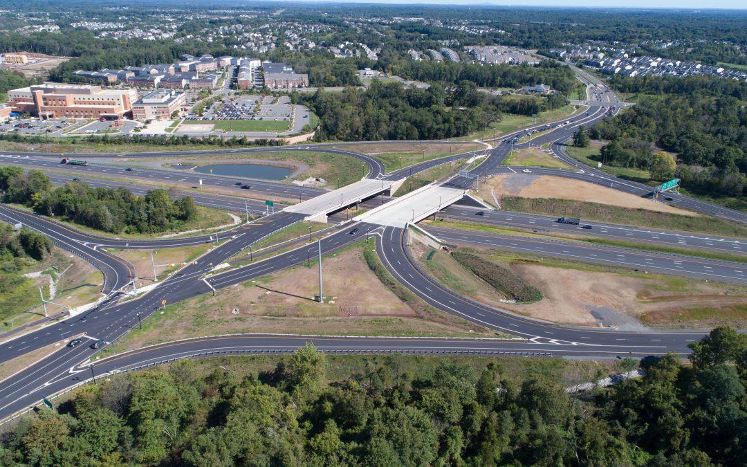 I-66/Route 15 Interchange Reconstruction