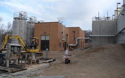 Norman Cole Pollution Control Plant